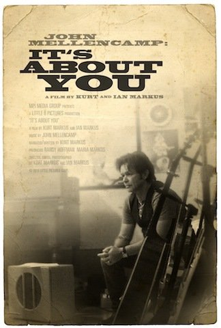 "HollywoodandFine.com Think of ""It's About You"" as the ""Tree of Life"" of rock-docs: a movie so in love with atmospherics and self-examination that it completely loses track of its subject. […]"