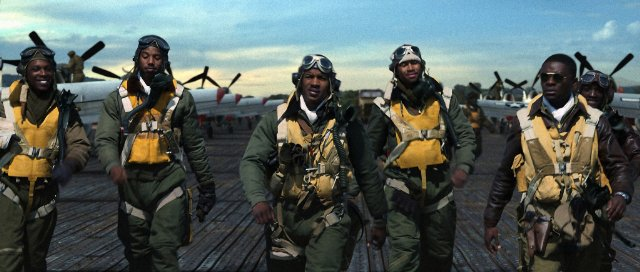 "HollywoodandFine.com It's been interesting to hear George Lucas complaining about the lack of attention being paid to the black-themed film from his production company, ""Red Tails."" The conventional wisdom is […]"