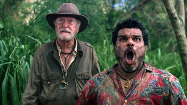 "HollywoodandFine.com Talk about mysterious islands – the one in ""Journey 2: The Mysterious Island"" features an ensemble that includes Michael Caine, Dwayne ""The Rock"" Johnson – and Luis Guzman. That's […]"