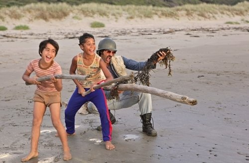 "HollywoodandFine.com Writer-director Taika Waititi may be the founder of his own school of humor: call it ""cruel-reality"" comedy, Kiwi division, as practiced in his film, ""Eagle vs. Shark,"" and now […]"