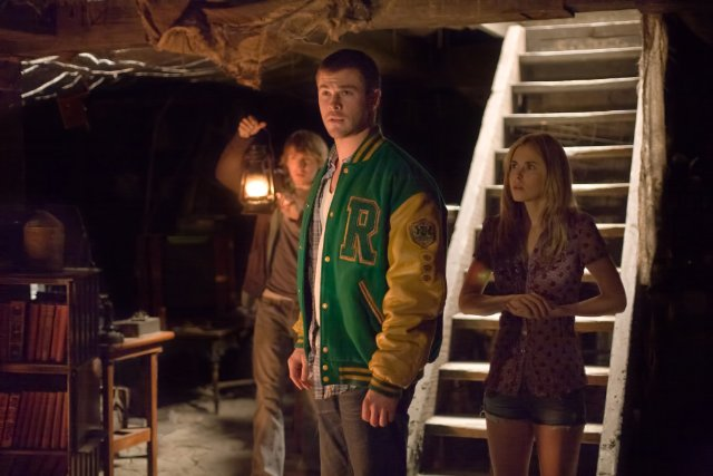 """HollywoodandFine.com If you think you've seen """"The Cabin in the Woods"""" before, well, you're half-right. You've definitely seen movies along the same lines. But I'd also wager that you've never […]"""