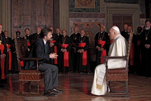 "HollywoodandFine.com Thoughtful but funny in a low-key way, Nanni Moretti's ""We Have a Pope"" examines the idea of papal succession through a fictional story that reminds us just how daunting […]"