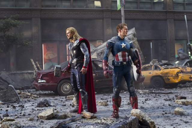 """HollywoodandFine.com Here's the best thing I can say about """"The Avengers"""" (and no, I will NOT refer to it as """"Marvel's The Avengers,"""" because the branding is implicit): It offers […]"""