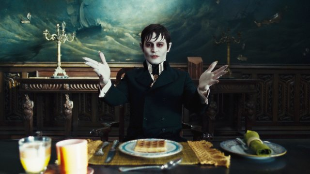 "HollywoodandFine.com When Tim Burton and Johnny Depp decided, ""Oh, wouldn't it be fun to make a movie out of the campy '60s TV show 'Dark Shadows',"" the correct response should […]"