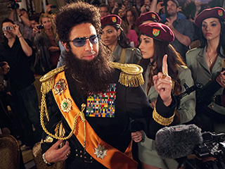 Polarizing Comedy Exposed in The Dictator By Armond White Lazily titled after Chaplin's 1940 Hitler-Mussolini satire The Great Dictator, Sacha Baron Cohen's new film The Dictator is part of our […]