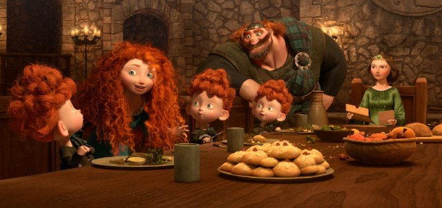 "HollywoodandFine.com It's noteworthy that Disney/Pixar's ""Brave,"" opening Friday (6/22/12), is the first Pixar feature – and the first Disney animated feature in a while – to focus on a heroine, […]"