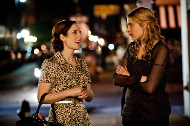 "HollywoodandFine.com Greta Gerwig is a cross between a younger Chloe Sevigny and a young Meg Ryan. She's somehow backed into semi-""It"" girl status, at least among boosters of a certain […]"