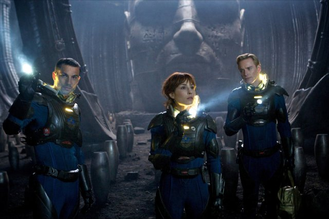 "HollywoodandFine.com As an act of cinema, ""Prometheus"" is stunningly designed, shot with great purpose in a serious fashion. When it finally shifts gears from ""Building Dread"" to ""Action,"" director Ridley […]"