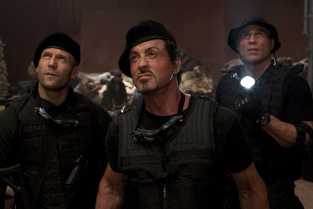 "HollywoodandFine.com A sequel to Sylvester Stallone's 2010 hail-Mary all-action-star effort to regain relevance at the box office, ""The Expendables 2"" may be the biggest, bloodiest and most willfully stupid film […]"