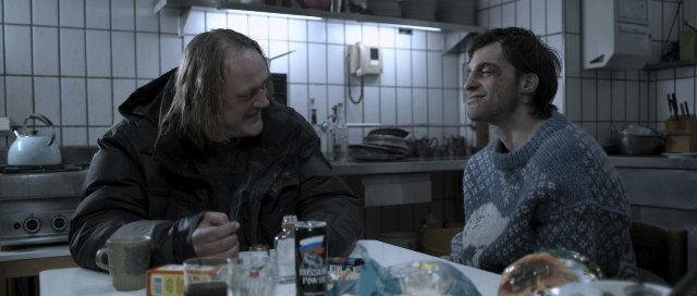 "HollywoodandFine.com Casually brutal, drily (but only intermittently) funny and frequently just plain strange, the German ""Snowman's Land"" is a gloomy comedy that's funnier in theory than in practice. Walter (Jurgen […]"