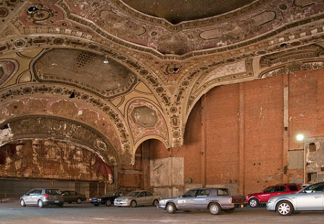 Alex Cross and Detropia zombify a city By Armond White Detroit's old magnificent Michigan Theater was one of the country's finest cinema edifices. A palace of dreams, its vaulted ceiling […]