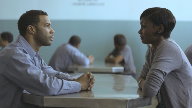 "HollywoodandFine.com Quiet but compelling, emotionally buttoned-up and naked at the same time, Ava DuVernay's ""Middle of Nowhere,"" opening in limited release Friday (10/12/12), is a film about holding still while […]"