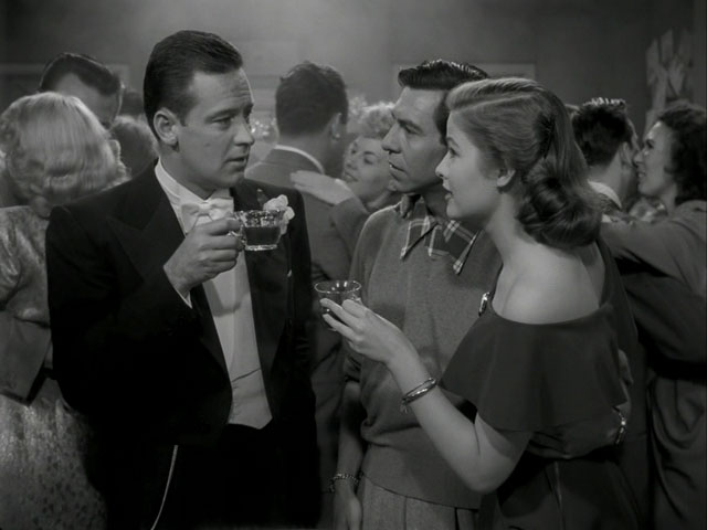 """No, Nancy Olson doesn't think think Betty Schaeffer, her level-headed character in """"Sunset Blvd,"""" goes back to Artie — the financee (Jack Webb) she dumped — after her new lover […]"""
