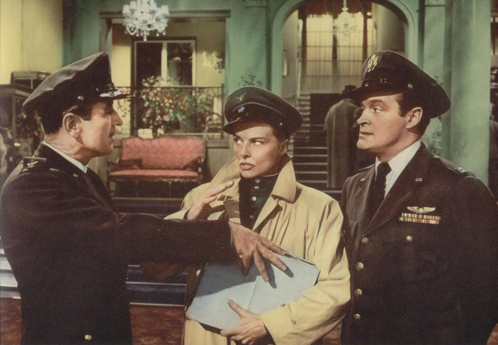 "The only screen teaming of screen legends Bob Hope and Katharine Hepburn is finally making its US TV debut on Turner Classic Movies on Thursday, 46 years after ""The Iron […]"
