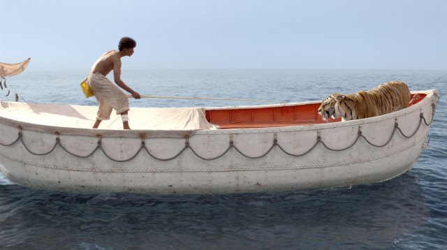 "HollywoodandFine.com A fascinating fable about the meaning of both faith and fate, ""Life of Pi"" is a wonderfully visual telling of a Yann Martel's best-selling and award-winning novel. Director Ang […]"