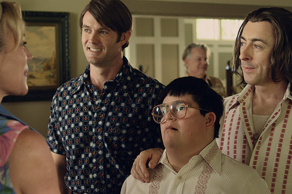 """HollywoodandFine.com Travis Fine's """"Any Day Now' is set in the late 1970s, but, with its story about a gay couple battling to adopt an unwanted child, it could just as […]"""
