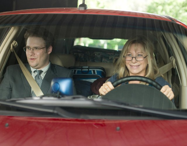 "HollywoodandFine.com An icon of the baby-boom generation, Barbra Streisand teams up with the free-spirited shlub-star of the Millenials, Seth Rogen, in ""The Guilt Trip,"" a movie whose wit is never […]"