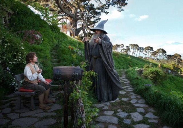 """HollywoodandFine.com My heart sank when I heard that Peter Jackson, having already made the greatest fantasy trilogy of all time in """"The Lord of the Rings,"""" was going back to […]"""