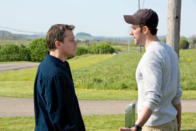 "HollywoodandFine.com I wanted to like ""Promised Land"" and certainly agree with its politics. So why did it feel like a preaching-to-the-converted letdown? Written by costars Matt Damon and John Krasinski, […]"