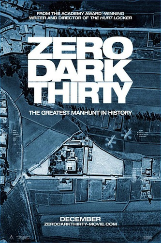 Kathryn Bigelow's war drama Zero Dark Thirty, about the hunt for Osama bin Laden, was named Best Picture from this year's vote. The film also won two other awards for […]