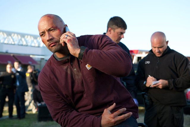 "HollywoodandFine.com In ""Snitch,"" Dwayne Johnson – still probably better known as The Rock – plays a normal guy pressed into action to help save his son from a 10-year stretch […]"