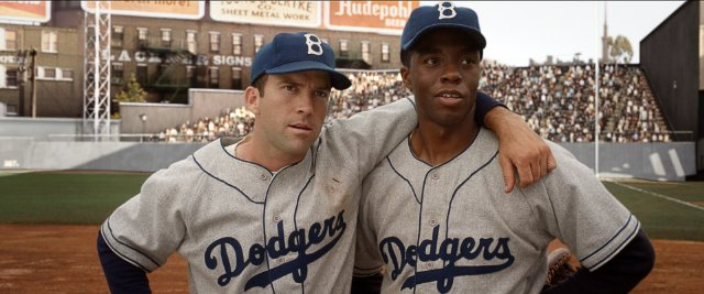 """HollywoodandFine.com Brian Helgeland's """"42"""" is an old-fashioned film in the most modern sense of the term. Even as it embraces big-screen storytelling that takes us back to a golden era […]"""