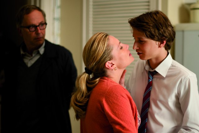 "HollywoodandFine.com Francois Ozon's ""In the House,"" opening Friday (4/19/13) in limited release, gets in your head, slowly at first, then with greater and greater speed. Initially seeming like a comedy […]"
