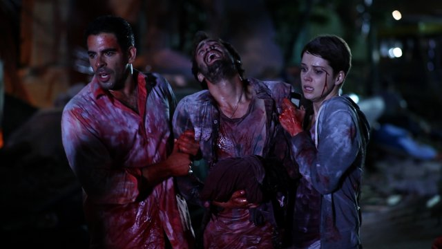 """HollywoodandFine.com Having made his name with the kind of horror films that inspired the term """"torture-porn,"""" producer-writer Eli Roth tries to show that there are other tricks up his sleeve […]"""