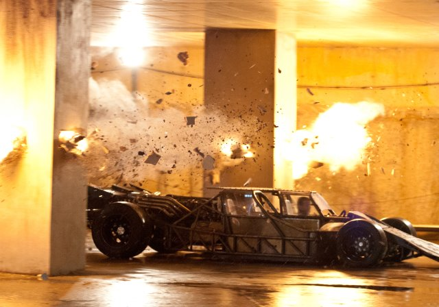 "HollywoodandFine.com Here's the nicest thing I can say about ""Fast & Furious 6"": It's not in 3D. That's apparently the only restraint that the makers of this high-end piece of […]"