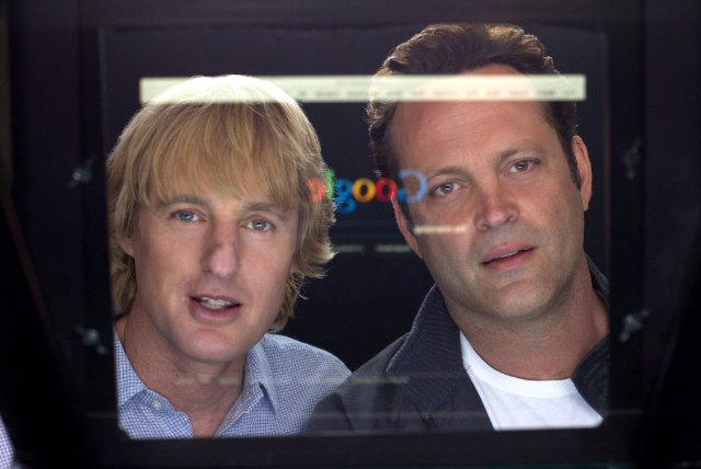 "HollywoodandFine.com The jokes practically write themselves for ""The Internship,"" or at least that would be the case if writers Vince Vaughn and Jared Stern were actually paying attention to this […]"