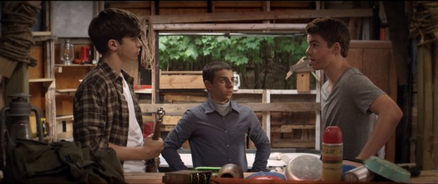 "HollywoodandFine.com Shown at Sundance under the title ""Toy's House,"" Jordan Vogt-Roberts' ""The Kings of Summer"" is a coming-of-age tale that touches a lot of bases and explores a variety of […]"
