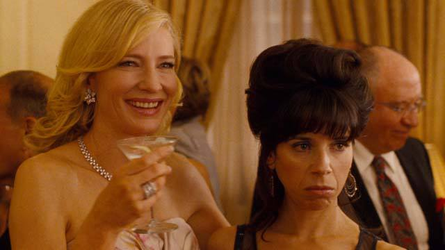 Snap Review of Blue Jasmine