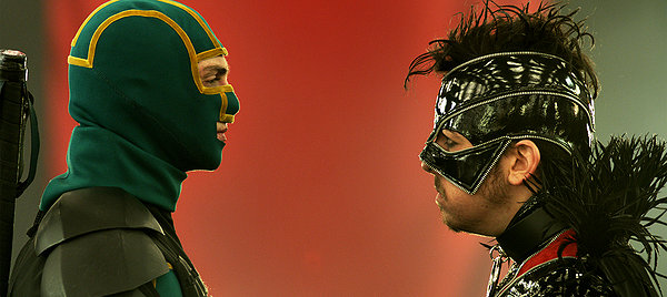 "HollywoodandFine.com ""Kick-Ass 2"" is every bit as stupid as this photograph makes it look. I remember hating 2010's ""Kick-Ass"" as being sadistic, unexciting and not funny enough. It had a […]"
