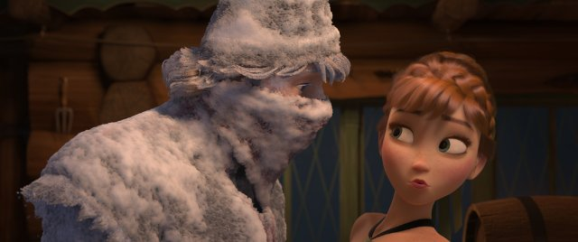 "HollywoodandFine.com Disney has had such a long winning streak with its animated comedies and musicals that it's almost possible to forgive the problems with ""Frozen,"" which opens in Los Angeles […]"