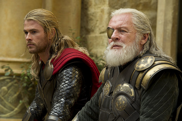 """HollywoodandFine.com Kenneth Branagh's """"Thor"""" had a certain playfulness that pitted the ultra-serious world of Asgard, land of the Norse gods, against 21st-century USA. Now director Alan Taylor has taken the […]"""