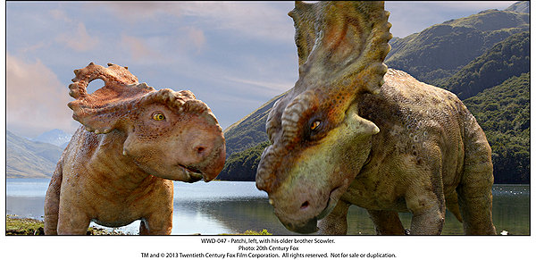 """HollywoodandFine.com When my oldest son was a tot, one of the videotapes in heavy rotation on our TV was the cartoon feature, """"The Land Before Time."""" In it, a group […]"""