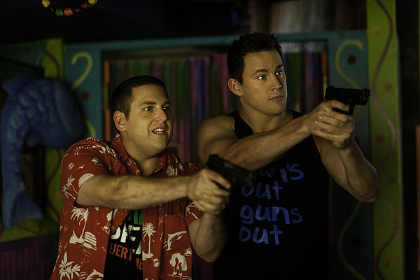 """HollywoodandFine.com After I saw """"22 Jump Street,"""" I noted publicly that, while it was funnier than """"21 Jump Street,"""" so was my root canal. (Although the latter did include laughing […]"""