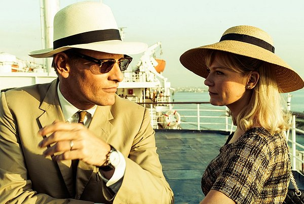 "HollywoodandFine.com Based on a novel by Patricia Highsmith, ""The Two Faces of January"" is a movie that sheds layers like an onion, gradually revealing the dark heart at its core. […]"