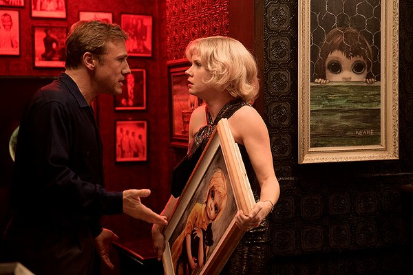 "HollywoodandFine.com At heart, ""Big Eyes"" is a just a drama about a codependent relationship that strays into abusiveness, in which the wife finally finds the strength to walk away from […]"