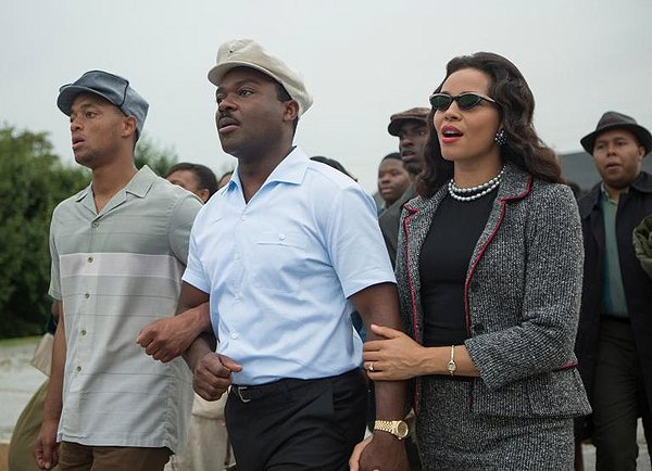 "HollywoodandFine.com Ava Duvernay's ""Selma"" couldn't be more timely. Duvernay's film (about the voting-rights demonstrations and protests of 1965) depicts black men and women standing up for their rights as citizens […]"