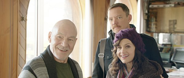 "HollywoodandFine.com Stephen Belber's ""Match"" is a slight but affecting film built around a stirring central performance by Patrick Stewart. He plays Tobias, a one-time principal male dancer who traveled the […]"