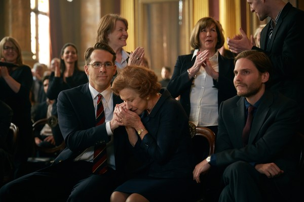 "HollywoodandFine.com Does it matter that ""Woman in Gold,"" Simon Curtis' moving drama about a woman seeking the return of art the Nazis stole from her family 50 years earlier, seems […]"